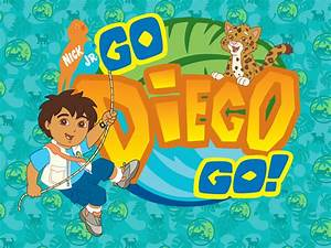 Kids-n-fun.com | Wallpaper Go Diego Go