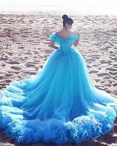 ocean blue wedding dresses dress images With ocean wedding dress