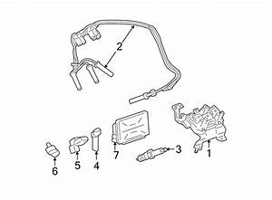 Chevrolet Malibu Engine Camshaft Position Sensor