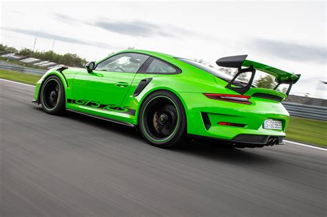 911 Gt3 Review by Porsche 911 Gt3 Rs 2018 Review The Best Just Got Better