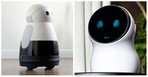 Five Home Robots At Ces 2018 That Impressed Us & Weirded