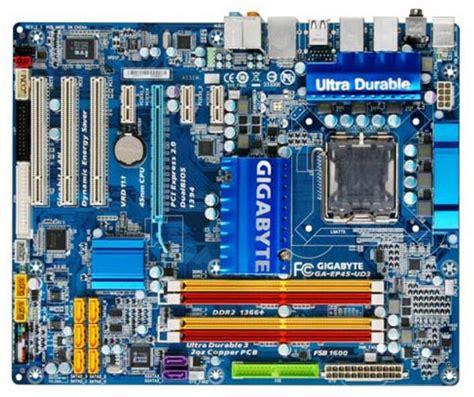 For Gigabyte GA EP45 UD3 Original Used Desktop Motherboard ...
