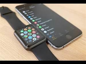 Apple Smartwatch w08 U08 Apple Smart watch - YouTube