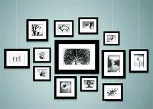 Wall hanging picture frames hanging pictures without for Best brand of paint for kitchen cabinets with hanging canvas wall art