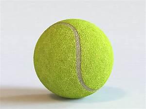 Tennis Ball 3d model 3ds Max,Autodesk FBX,Object files