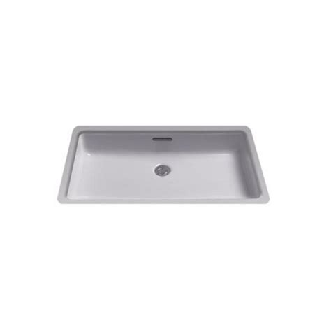 home depot bathroom sink installation toto 21 in rectangular undermount bathroom sink with