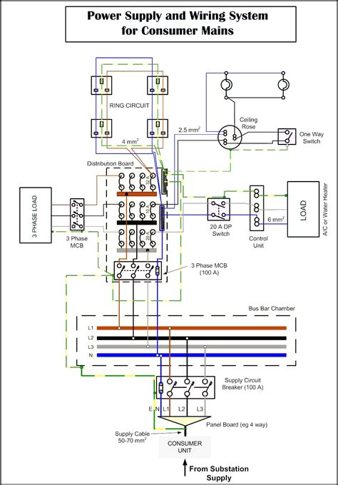single line diagram for house wiring roc grp org