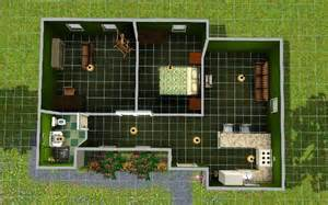 simple starter home for a sim sims house ideas pinterest