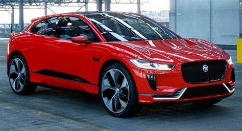 Join Us For Jaguar I Pace Live Reveal At 1pm Est Carscoops