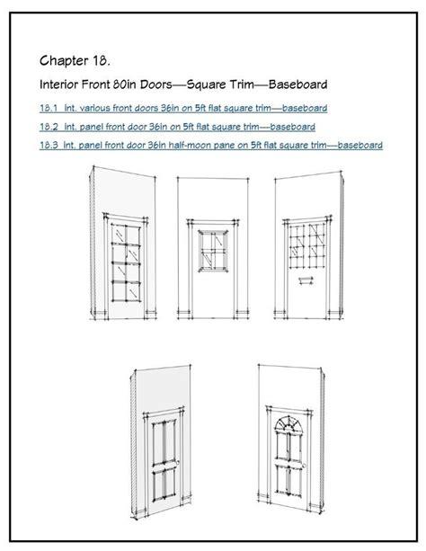 build  set part  flats doors windows  backstage