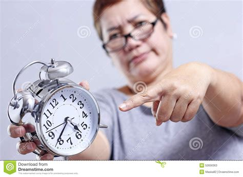 Time Keeper Stock Image. Image Of Hands, Expression
