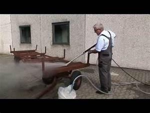 Sandstrahlen Mit Hochdruckreiniger : hochdruckreiniger zubeh r sandstrahlreinrichtung youtube ~ Watch28wear.com Haus und Dekorationen