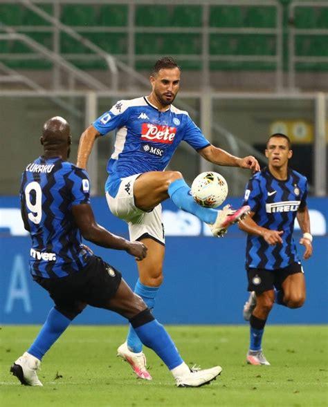 Inter vs Napoli | Cómo, cuándo y dónde ver el partido del ...