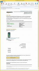 Amazon Bestellung Auf Rechnung : angeblich ein apple iphone 7 smartphone ber amazon ~ Themetempest.com Abrechnung