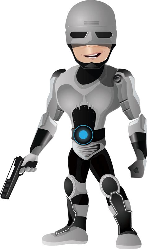 robocop clipart clipground