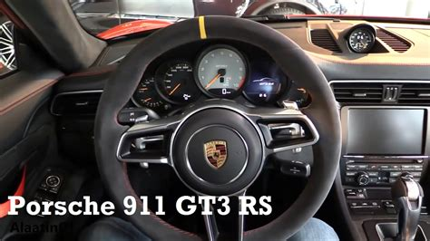 porsche carrera interior 2017 porsche 911 gt3 rs 2017 interior review funnydog tv