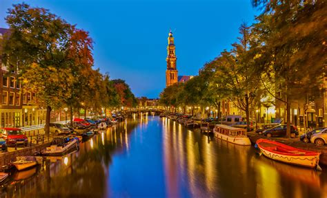 Amsterdam Backgrounds 4k Download