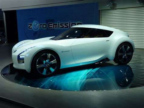 Nissan Electric Cars To Be Split Into Three Different