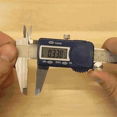 Calipers Digital Measuring Measurements Tips Zero Outside