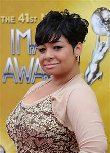 Raven-Symone Short Straight Cut - Raven-Symone Hair Looks ...