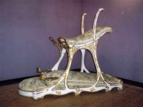 le chabanais chaise de volupté d 39 edouard vii furniture