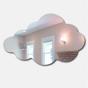 Cloud Mirror - Contemporary - Wall Mirrors - other metro