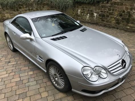 The site owner hides the web page description. 2002 Mercedes SL55 AMG in exacting condition REDUCED to sell For Sale | Car And Classic