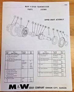 Farmall Super H Clutch Diagram