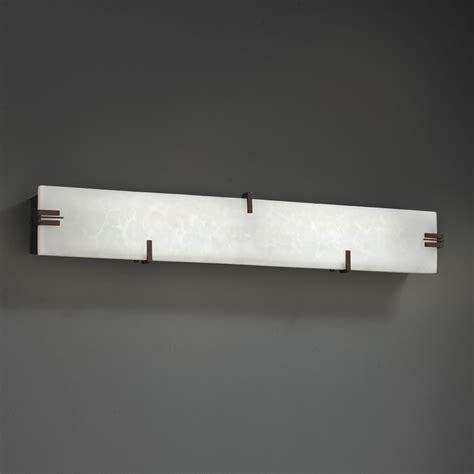 Modern Led Bathroom Sconces by Justice Design Cld 8880 Clouds Modern Led Bathroom Sconce