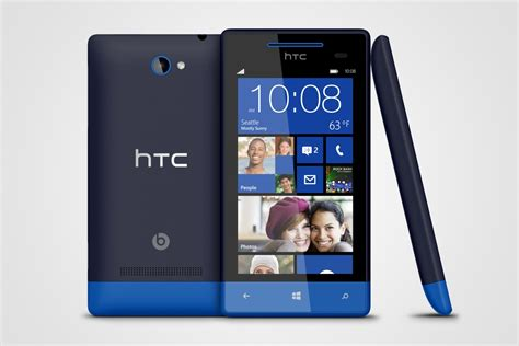 a mobile phone htc launches new 8x and 8s windows phone 8 handsets