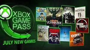 Xbox Game Pass Warhammer Vermintide 2 DiRT 4 Zombie