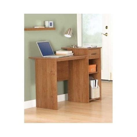 Mainstay Computer Desk Assembly by Mainstays Student Computer Desk Brown Oak Home Small