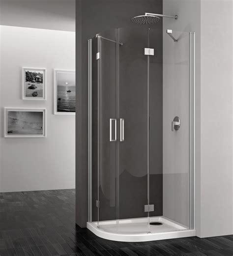 doccie angolari piatto doccia semicircolare base angolare varie misure