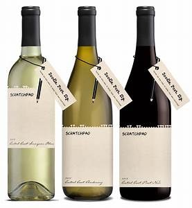 design your own wine label with scratchpad wines With design your own wine label