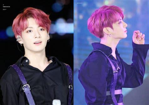 pink hair styles m 224 u t 243 c mới đi 234 n đảo ch 250 ng sinh của jungkook bts l 224 đề 8749