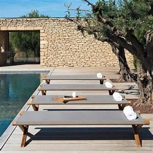 les 25 meilleures idees de la categorie transat piscine With toile pour terrasse exterieur 10 chaise de jardin en toile tous les fournisseurs de