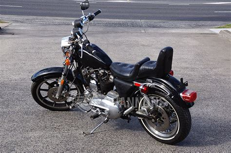 Harley-davidson Sportster 1000cc Motorcycle Auctions