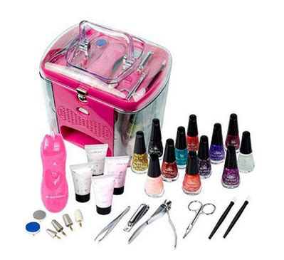 the color workshop nail color workshop personal manicurist nail kit only 12 44