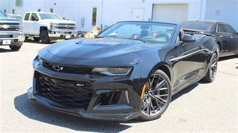 2020 Chevrolet Camaro by 2020 Chevy Camaro Zl1 Convertible For Sale 2019 2020 Chevy