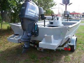 Aluminum Boats With Tunnel Hull Photos