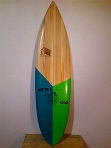 Planche Surf Deco : d co surf mobilier little shed surfboard shaper de planche de surf en bois nantes 44000 fr ~ Teatrodelosmanantiales.com Idées de Décoration
