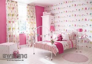 Schöne Tapeten Für Kinderzimmer : what a hoot kreative kinderzimmer tapeten ewering blog ~ Markanthonyermac.com Haus und Dekorationen