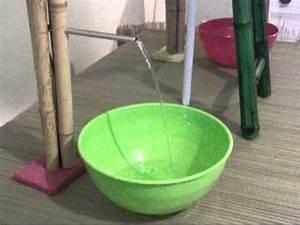Fabriquer Une Fontaine Sans Pompe : fontaine a punch et cocktail youtube ~ Melissatoandfro.com Idées de Décoration