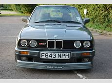 Rare 1988 E30 Alpina C2 27 to Go Under the Hammer on