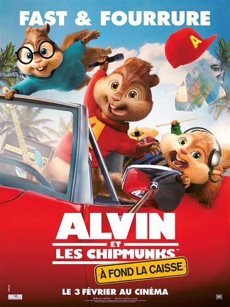 alvin  les chipmunks  film danimation pour enfants