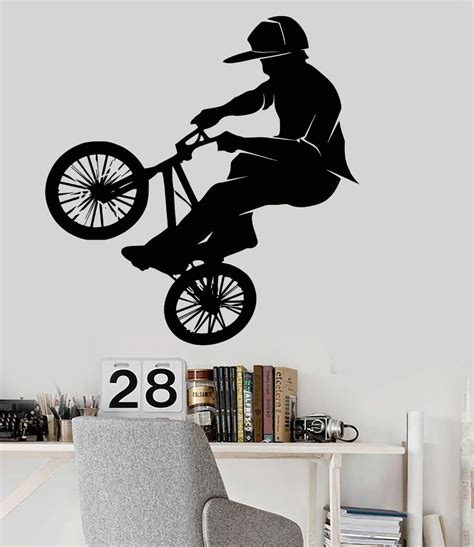 Fashion Vinyl Pvc Wall Decal Bicycle Bike Bmx Sport. Dinner Coupons. Electronic Logo. Family Tree Corner Decals. Iconic Logo. Serious Signs. Retrocardiac Signs. Reading Murals. Rio 2016 Logo