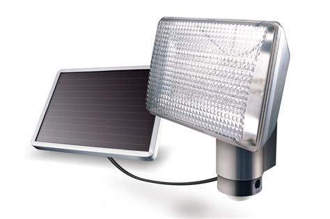 Solar Led Security Light Technology