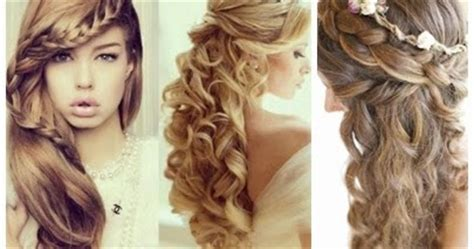 TYPES OF MEDIUM TO LONG PROM HAIRSTYLES Prom Ideas
