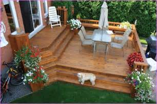Back Yard Deck and Patio Design Ideas
