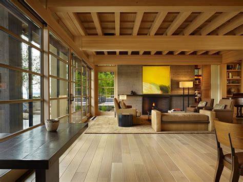 contemporary house  seattle  japanese influence idesignarch interior design